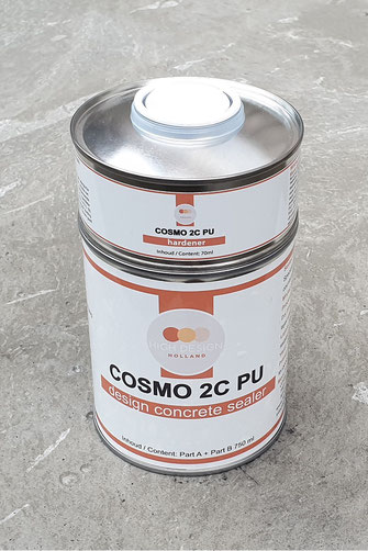 beton beschermen tegen vlekken