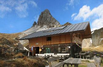 Filmoor-Standschützenhütte | Foto: Sektion Austria
