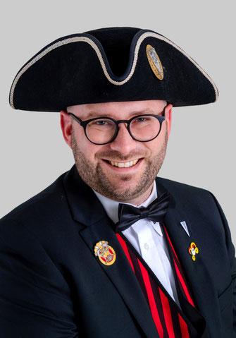 Simon Käslin, Säckelmeister