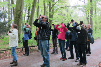 Exkursion (Foto: Monika Schirutschke, LBV-Bildarrchiv)