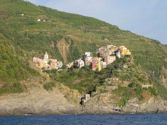 Naturreise Italien