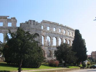 Archäologiereise Italien