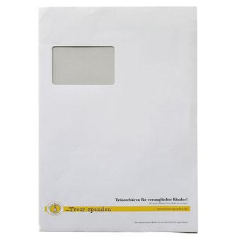 Benefiz Briefumschläge Office Paket 3