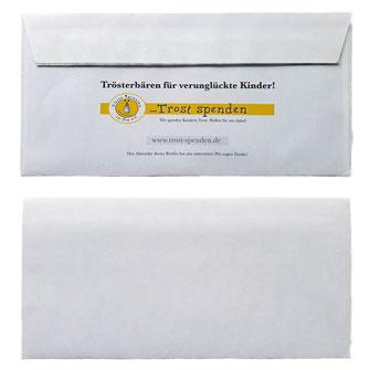Benefiz Briefumschläge Office Paket 2