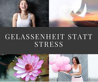 Gelassenheit statt Stress, Coachingpaket von Martina M. Schuster
