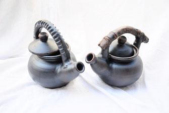 Чайник глиняный купить