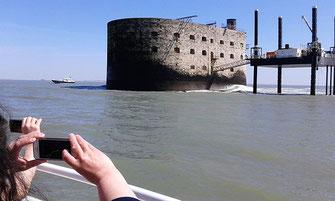 Cruzeiro para Fort Boyard