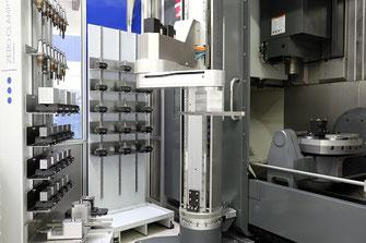 ZeroClamp CNC beladingsrobot