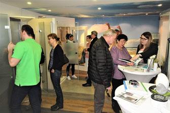 VitaBad Ausstellung