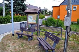 Bild: Seeligstadt 2019 Teichler