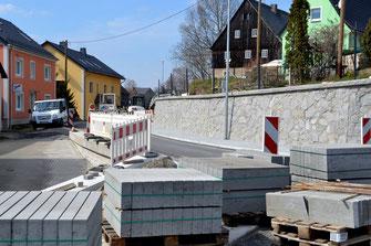 Bild: Seeligstadt Straßenbau 2020