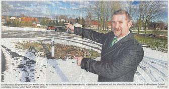 Bild: Seeligstadt Bürgermeister