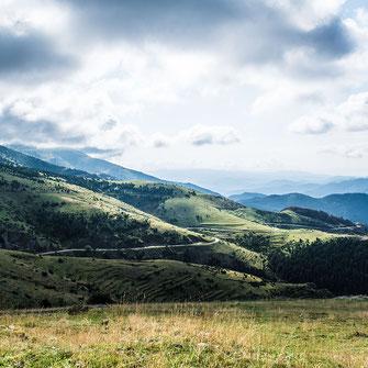 Landschaft Stimmung Mia Bodenstein
