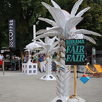 Messegestaltung Messedesign Biorama Fair Fair Nachhaltig Mia Bodenstein