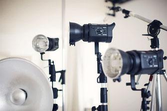 Blitzlampen von Bowens für Fotografen im Fotostudio Osnabrück
