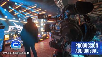 Streaming Colombia - Producción en vivo con equipos de video profesional