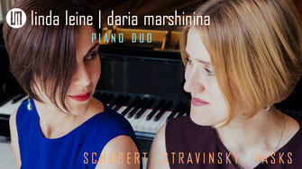 Schubert Stravinsky Vasks (Trailer)