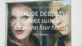 Claude Debussy – Petite Suite for Piano Duet