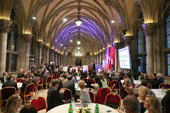 iconvienna 2017_Reception City Hall