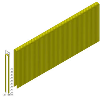 Heftklammer Modell E 15-50