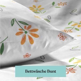 bunte Bettwäsche für Krankenhaus und Pflegeheim kaufen