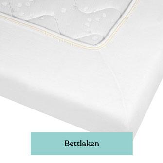 Krankenhausbettwäsche - Bettlaken - Spannbettlaken - Jersey kaufen