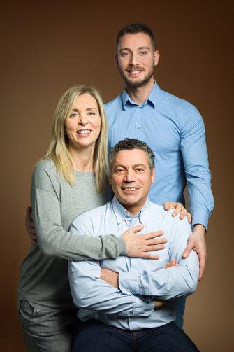 Foto ritratti di famiglia San Giorgio di Nogaro