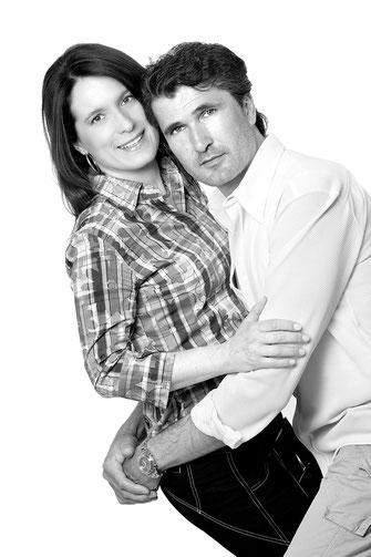 L'amore - Ritratto fotografico di coppia - Fotografo a San Giorgio di Nogaro