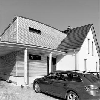 Umbau Einfamilienhaus und Anbau | Weinböhla