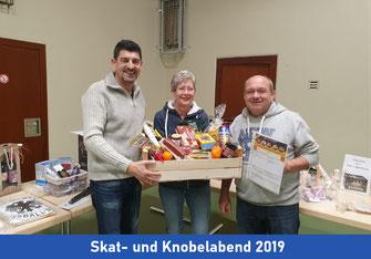 Skat- und Knobelabend 2019