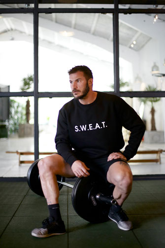 """SWEAT"" SWEATER OR HOODIE 75€"