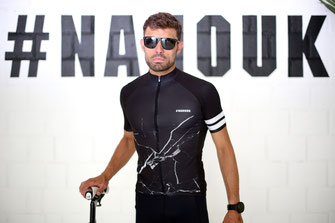 """MARBLE"" PRO CYCLING SHIRT"