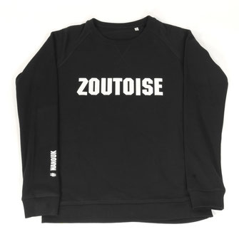 """ZOUTOISE"" SWEATER 19€ SAMPLESALE"