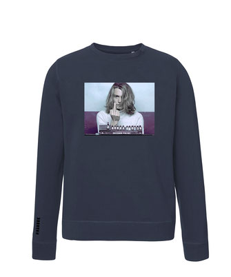 """MUGSHOT"" SWEATER 79€"