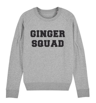 """GINGER SQUAD"" SWEATER 75€"