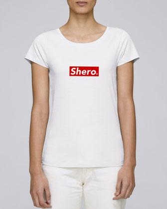 """""""SHERO"""" TSHIRT 45€"""