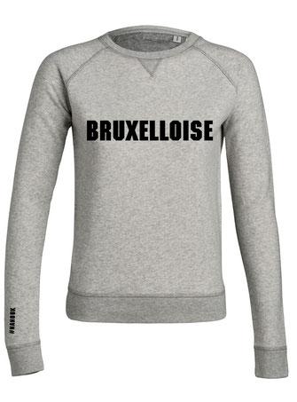 """BRUXELLOISE"" CLASSIC GREY SAMPLE SALE 10€"