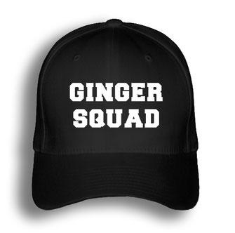 """""""GINGER SQUAD"""" CAP"""
