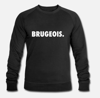 """BRUGEOIS NEW CITY"" SWEATER 75€ (2 kleuren)"