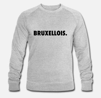 """BRUXELLOIS NEW CITY"" SWEATER 75€ (2 kleuren)"