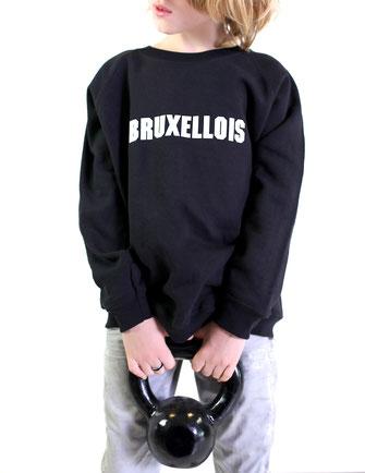 """BRUXELLOIS"" KIDS SWEATER 19€"