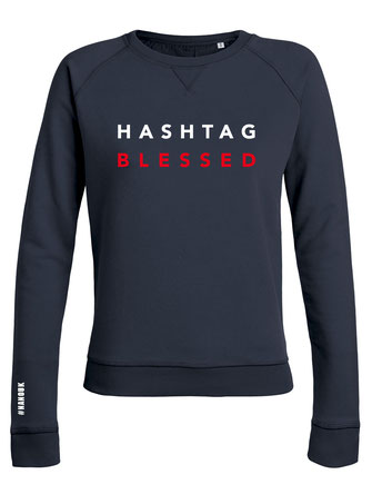 """HASHTAG BLESSED"" SALE 10€"