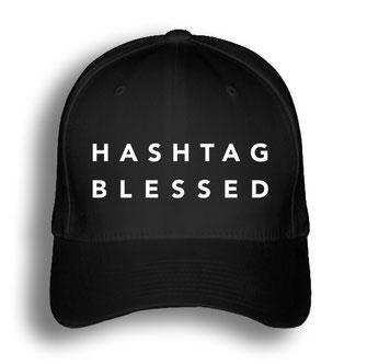 """""""HASHTAG BLESSED"""" CAP"""