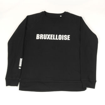 """BRUXELLOISE"" CLASSIC SWEATER 19€ SAMPLESALE"