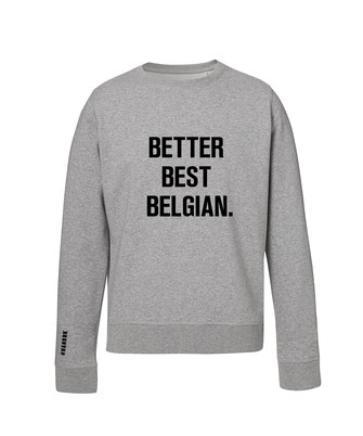 """WK SWEATER GREY"" 59€"