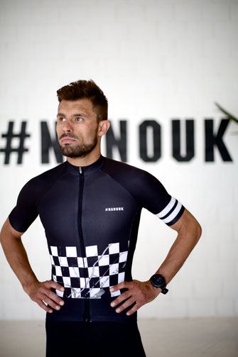"""CHECKBOARD"" PRO CYCLING SHIRT"
