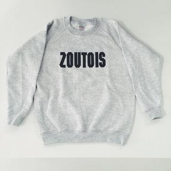 """ZOUTOIS"" KIDS SWEATER 19€"
