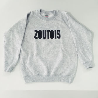 """ZOUTOIS"" KIDS SWEATER 15€"