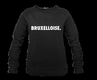 """BRUXELLOISE NEW CITY"" SWEATER 75€"