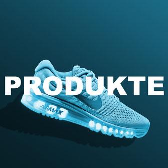 Produktfotografie München Freising Nike Airmax